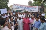 パキスタン:4教会を破壊する計画にキリスト教徒が抗議