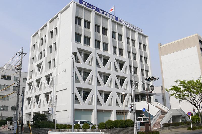 愛知県警港署
