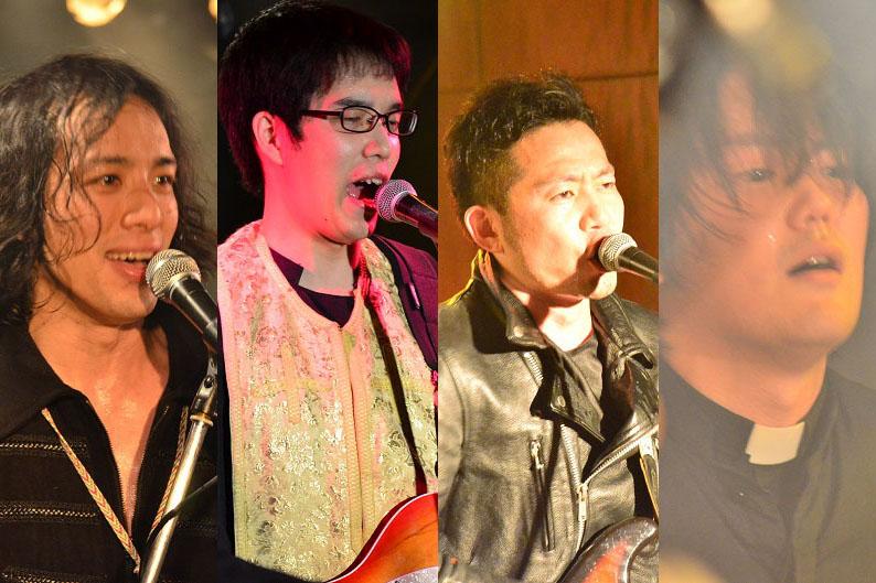 牧師ROCKS、東京・四谷で結成3周年ライブ 熊本地震チャリティーライブ8月開催へ