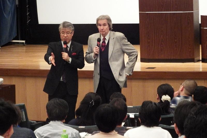 ビル・ウィルソン東京セミナー開催「ごく普通の人が、神にあって偉大なことをなせる」 続けて沖縄・関西へ