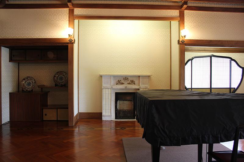 聖心女子大、創基100周年を記念して登録有形文化財・旧久邇宮邸御常御殿(パレス)を公開
