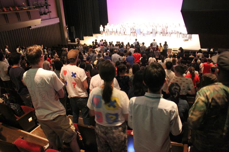 G.O.D.に「JOY FESTIVAL」開催 音楽によるアウトリーチを体験