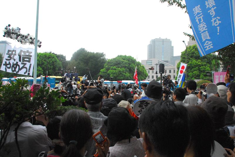 「6・5全国総がかり大行動」国会前などで開催へ 参院選を前に大規模なデモ