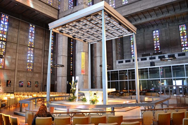 FINE ROAD―世界の教会堂を訪ねて(24)フランスの教会⑤ル・アーブル 塔の教会 西村晴道