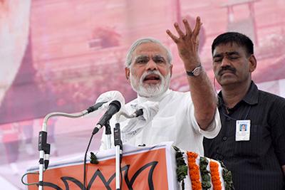 ナレンドラ・モディ首相(写真:Narendra Modi)