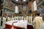 正教会聖大会議がギリシャで開会、欠席のロシア正教会モスクワ総主教がメッセージ発表