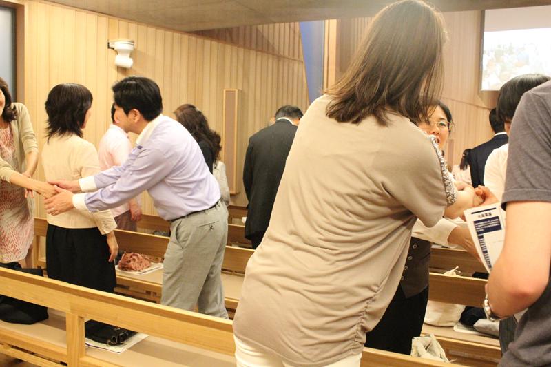 アーサー・ホーランド牧師、日本宣教を語る ジーザス・ジュン・フェスティバル2016