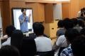 若者の政治参加は難しい? 青学の3ゼミが合同で「白熱教室」 ゲストにSEALDsの奥田愛基さん