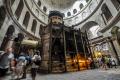 「イエスの墓」の修復に1億3千万円寄付 米財団