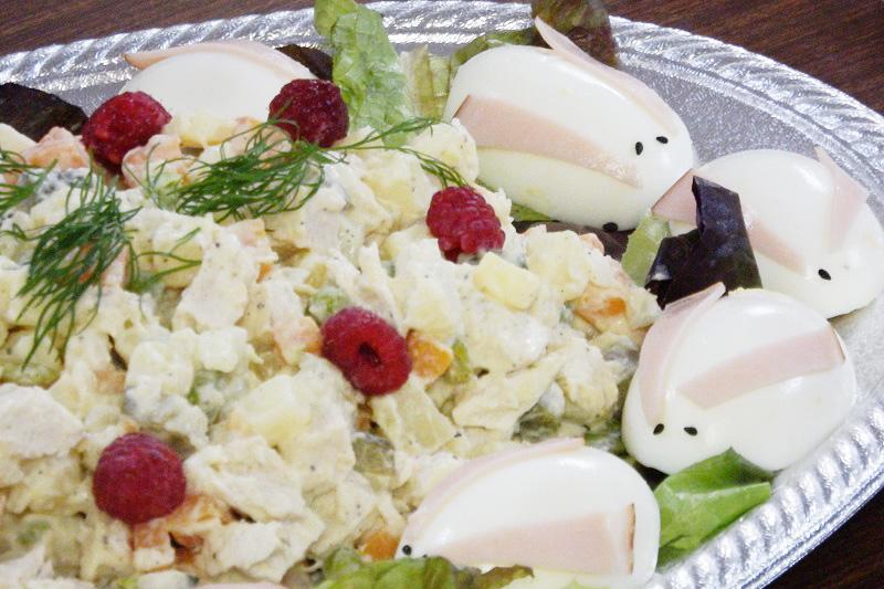 東方正教会の食文化について学ぶ 横浜ハリストス正教会で復活大祭の食講座開催