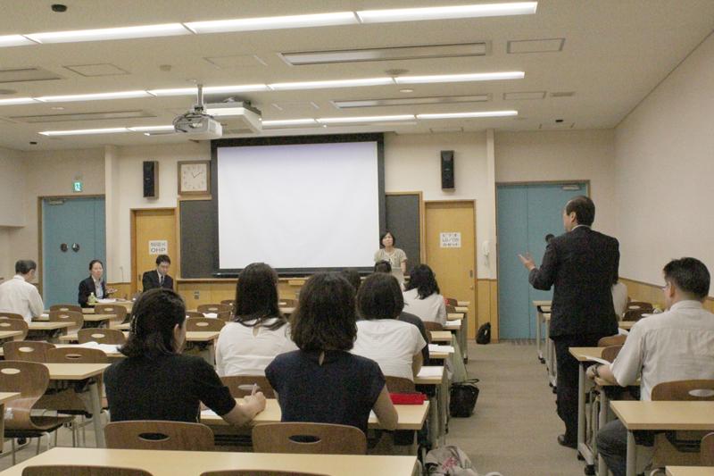 日本キリスト教教育学会第28回学会大会2日目 キリスト教保育について4人の報告者が研究成果を発表
