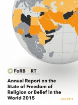 EUが宗教・信仰の自由に関する報告書を発表、キリスト教徒へ対する世界規模の迫害示す