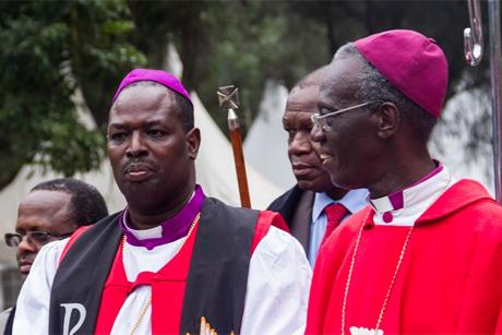 ケニア大主教にマサイ族出身の主教が就任 教会、国家、若者の未来のための注力を誓う