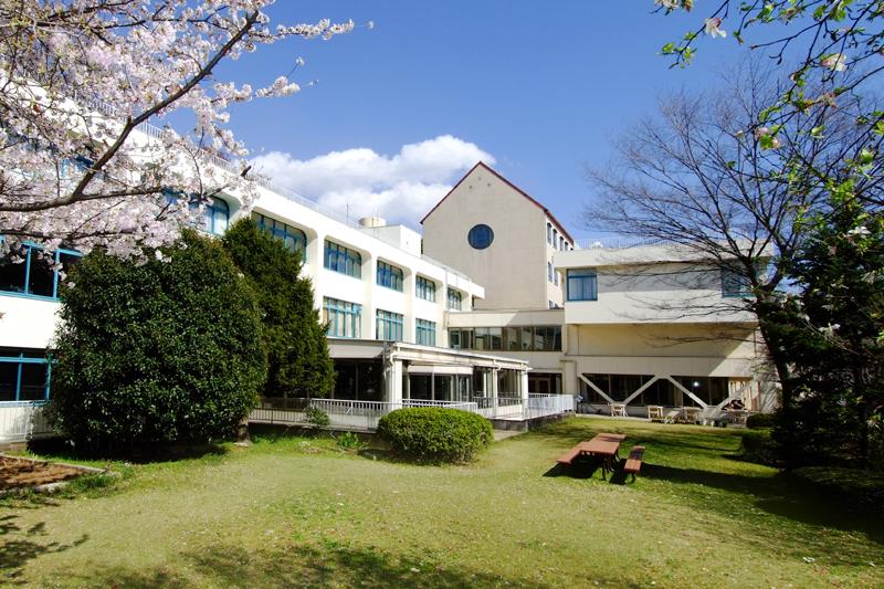2018年度以降の学生募集停止を決定した立教女学院短期大学(写真:立教女学院提供)<br /> <br />