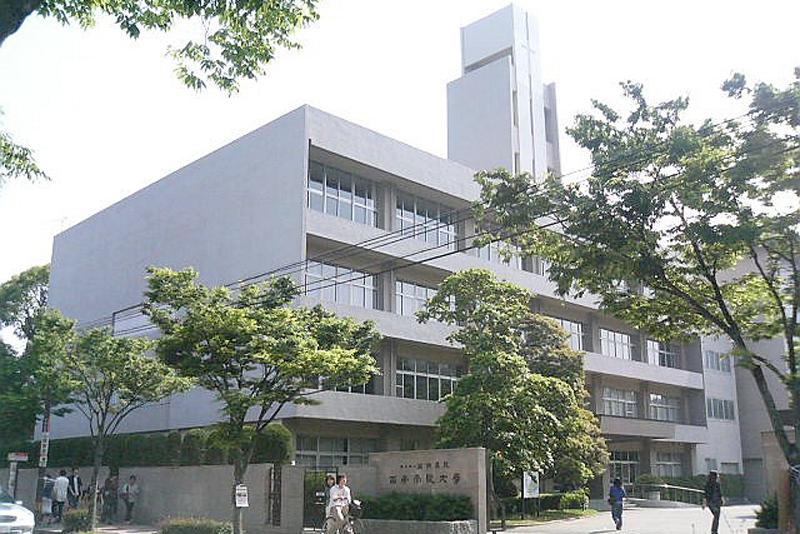 西南学院大学(写真:Muyo)