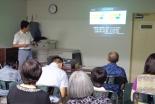クリスチャン都人会主催「東京オリンピックを覚える集会」 米内宏明牧師が「教会とスポーツ」テーマに講演