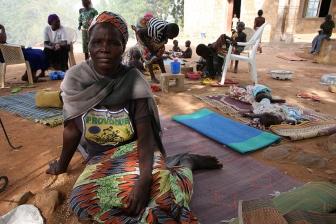飢餓の危機に瀕するナイジェリア 行き場のない子どもたち
