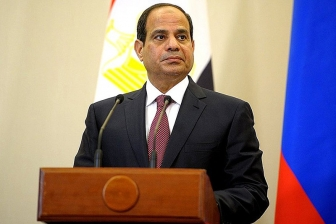 エジプト大統領、「知恵と愛国心」でキリスト教徒を称賛
