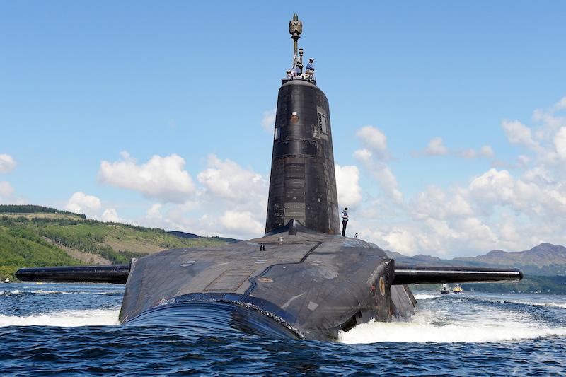 クリスチャンの英国首相、核攻撃を許可する用意があることを明言 教会指導者らは核兵器の更新に反対