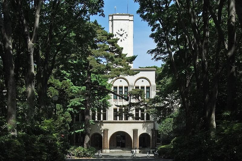 東京農工大学農学部本館=東京都府中市(写真:Wiiii)