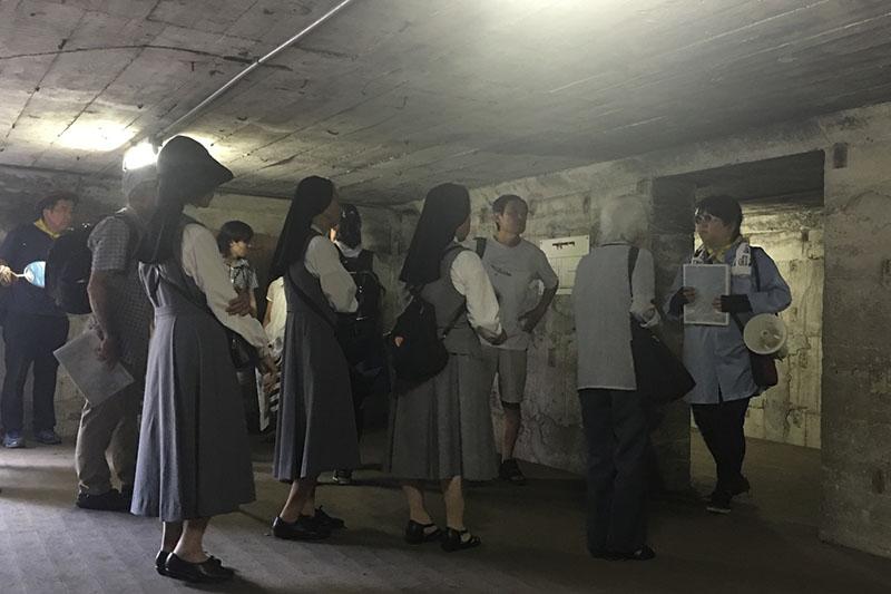 被爆71年:「2016ピースウォーク 軍都広島を歩く」に参加して