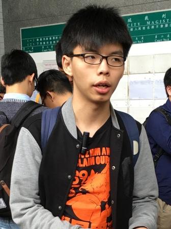 香港の学生活動家3人に有罪判決、社会奉仕命令など クリスチャンの黄之鋒さん「後悔していない」