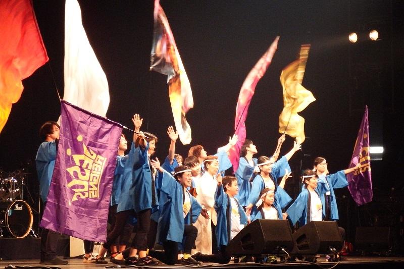 新しい夏祭りがフィリピンから日本に上陸 「JESUS REIGNS JAPAN」を7回叫び、イエスの統治を宣言!