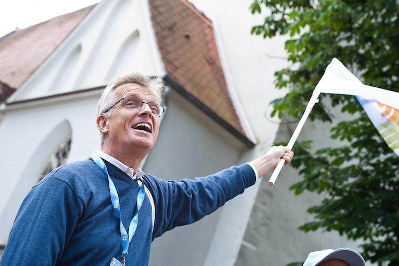 ルーテル世界連盟(LWF)のマルティン・ユンゲ総幹事(写真:LWF / LWI)