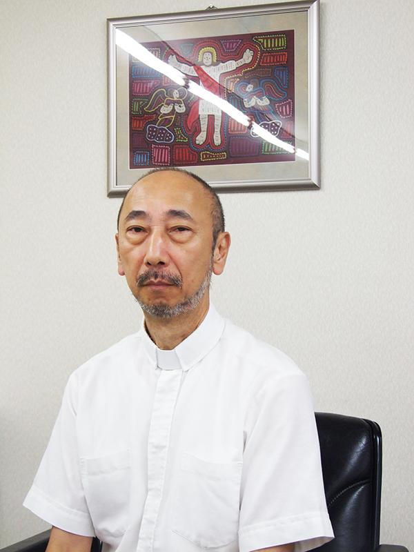 日本聖公会京都教区の高地敬主教
