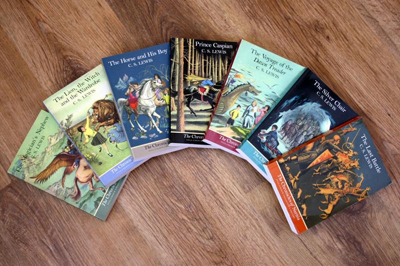 7作からなる「ナルニア国物語」シリーズ。原作小説は1950〜56年に出版され、これまでに3作が映画化されている。(写真:Tudor-Rose)