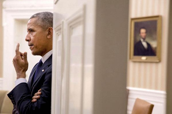 (写真:ホワイトハウス / Pete Souza)