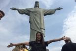 シドニー五輪銅メダリスト、岡本依子さんがリオ報告会
