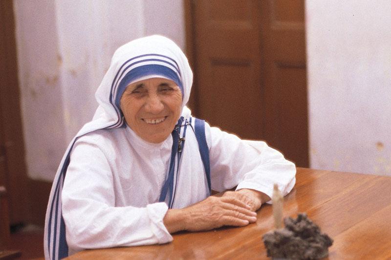 マザー・テレサ(写真:女子パウロ会提供)
