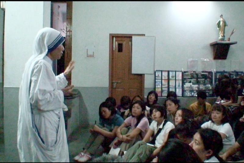 マザー・テレサ列聖記念「マザー・テレサ映画祭」 東京都写真美術館にて開催 初日は千葉茂樹監督が登壇