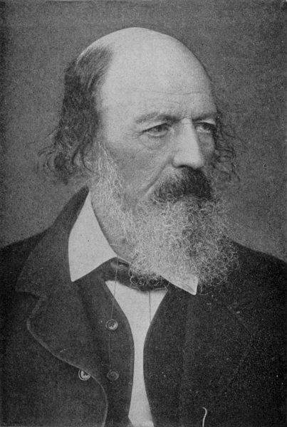 アルフレッド・テニスン(1809~92)