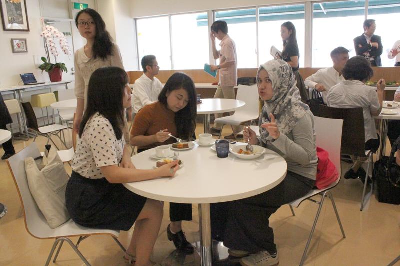 上智大 ハラルフード専門の食堂「東京ハラル デリ&カフェ」29日にオープン