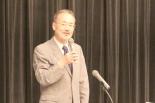 人間らしい豊かな命を全うするには ルーテル学院大の江藤学長、調布市公開講座で講演