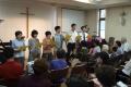 教会と地域の和やかな交流イベント「だれでも音楽会2016」所沢市の同盟基督・北秋津キリスト教会で