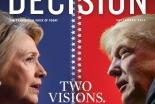 ビリー・グラハム伝道協会、米大統領選ガイドを提供 クリントン、トランプ両候補を比較