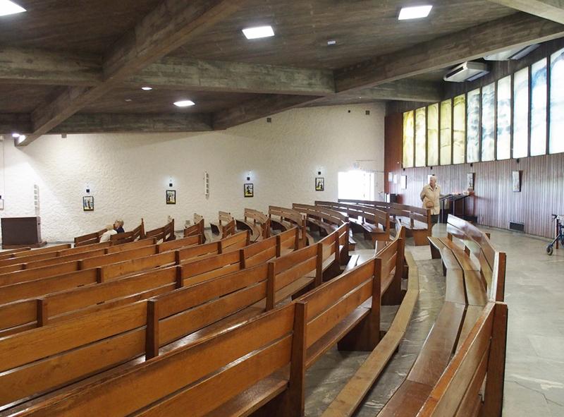 FINE ROAD―世界の教会堂を訪ねて(33)イタリア巡礼とルルドへの旅⑨ 西村晴道