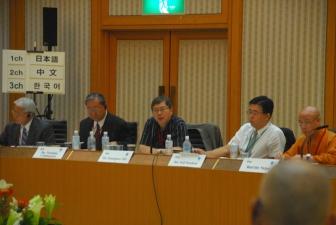 「北朝鮮も参加を」アジア宗教者平和会議における日中韓の役割を議論 IPCRなどが国際セミナー(5)