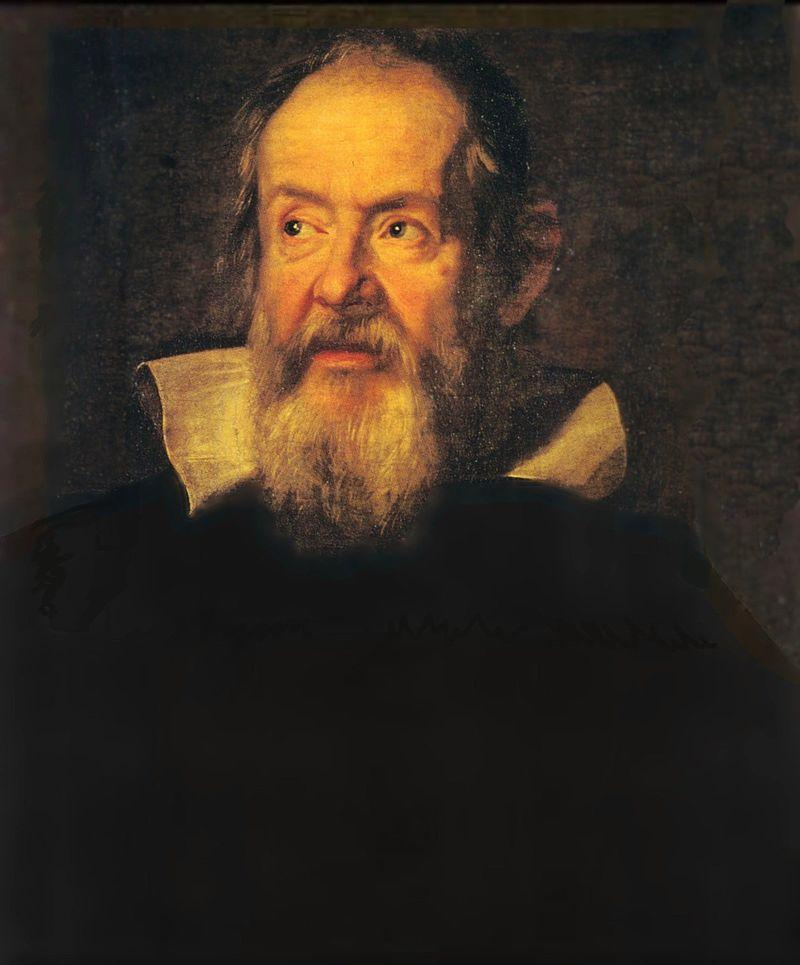ガリレオ・ガリレイ(1564~1642)