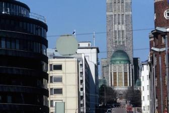 シリア内戦:フィンランドの教会、24日まで「アレッポのための鐘」を鳴らす 広がりは世界へ(動画あり)