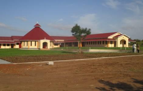 内戦状態の南スーダンにカトリック教会が平和センターを開設