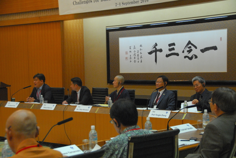 東北アジアの宗教者、「人と人とのつながりと平和共同体」にギャップ?IPCRなどが国際セミナー(5)