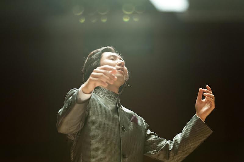 カトリック指揮者の小口浩司氏(写真:春田倫弘氏)