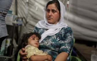 イラク:クリスチャンら難民、先祖代々の故郷・モスルに帰還できるようにと祈り