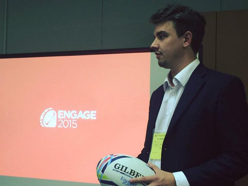 Vision2020特別会議 ラグビーW杯英大会の宣教リーダーを招き、東京五輪に向けてビジョンを共有