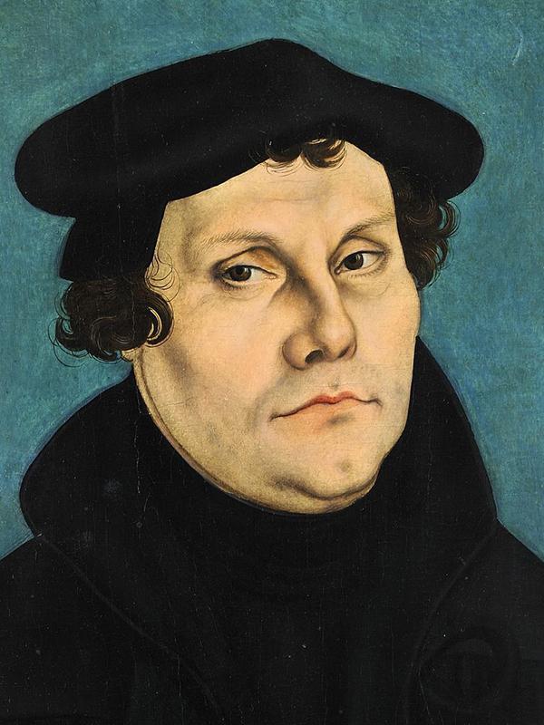 2017年は、マルティン・ルターによる宗教改革から500周年を迎える。(写真:Cranach Digital Archive / gallerix.ru)