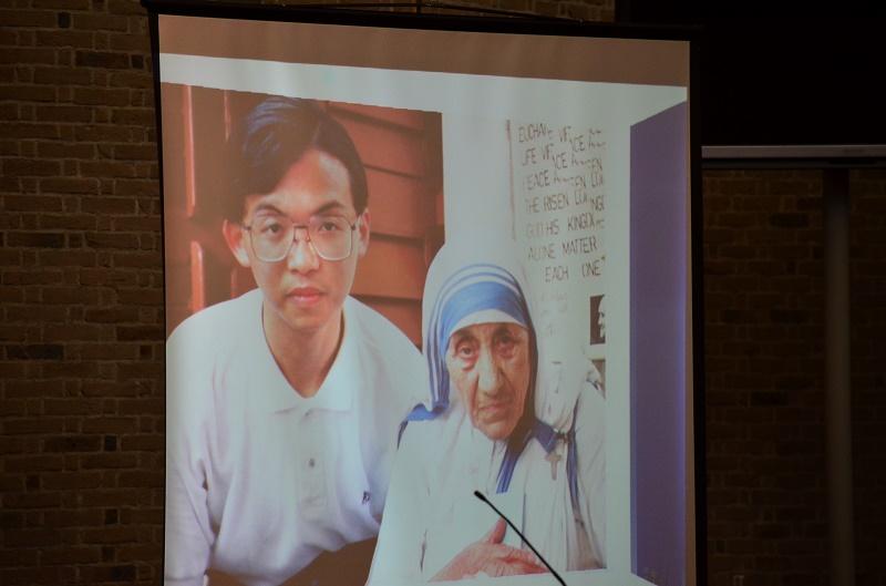 マザー・テレサ列聖式に参列 片柳弘史神父が報告会
